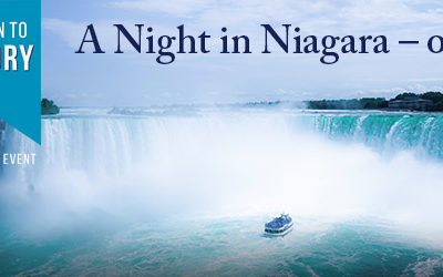 A Night in Niagara – on us!